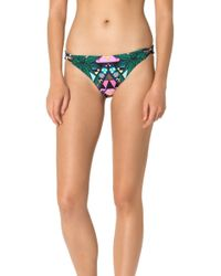 Mara Hoffman Basket Weave Bikini Bottom - Lyst