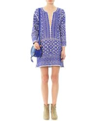 Etoile Isabel Marant Bloom Filetcrochet Dress - Lyst