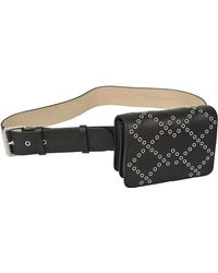 Marc By Marc Jacobs - Quintana Crosby Grommet Cris Belt - Lyst