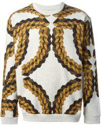 Henrik Vibskov 'Shot' Sweater - Lyst