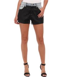 Mink Pink To The Infinity Shorts - Lyst
