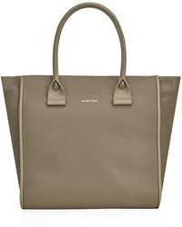 See By Chloé April Large Leather Tote - Lyst