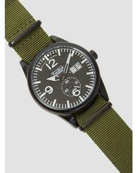 Techné - Harrier 388 Quartz Watch Olive - Lyst