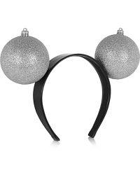 Piers Atkinson | Glitter-finished Leather Headband | Lyst