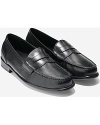 Cole Haan   black Fairmont Penny Loafer   Lyst