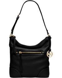 Michael Kors Michael Fallon Large Shoulder Bag - Lyst
