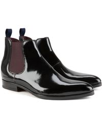 Ted Baker - High Shine Chelsea Boots - Lyst