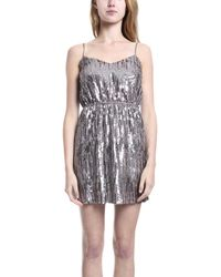 Twelfth Street by Cynthia Vincent 12th Street By Cynthia Vincent Sequin Slip Dress - Lyst