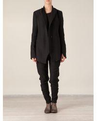 Lost & Found - Standing Collar Jacket - Lyst