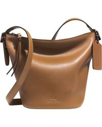 Coach Bleecker Mini Duffle Bag - Lyst