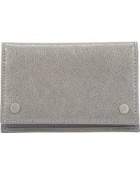 Balenciaga Arena Classic Business Card Case - Lyst