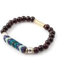 Vanessa Mooney Fawn Bracelet multicolor - Lyst