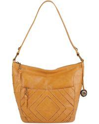 The Sak - Iris Leather Large Hobo Bag - Lyst