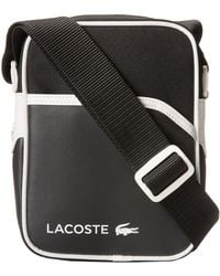 Lacoste Ultimum Small Vertical Camera Bag - Lyst