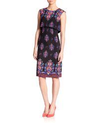 Nanette Lepore Jodhpur Dress - Lyst