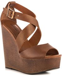Chinese Laundry Brown Java - Lyst