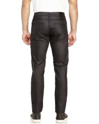 SYSTVM - Coated Skinny Jeans - Lyst