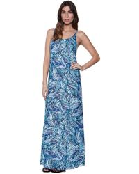 Lovers + Friends Golden Night Maxi Dress multicolor - Lyst