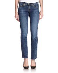 Rag & Bone/JEAN The Straight Leg Jeans - Lyst