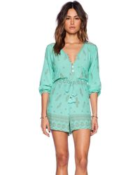 Spell & The Gypsy Collective Skull Tribe Jumpsuit - Lyst