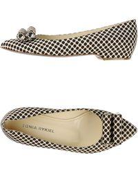 Sonia Rykiel Ballet Flats - Lyst