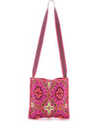 Star Mela - Nori Cross Body Bag - Neon - Lyst