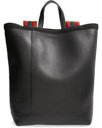 Marni Large Leather Backpack - Lyst
