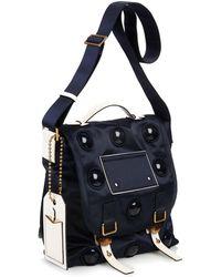 Marc Jacobs Big Trooper Silk-Twill Backpack - Lyst