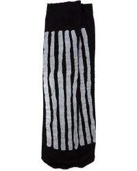 Claire Barrow | Striped Socks | Lyst
