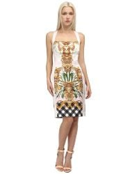 Just Cavalli dresses formal dresses cocktail dresses casual dresses - Lyst
