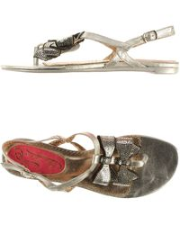 Poetic Licence Thong Sandal - Lyst