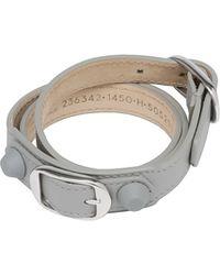 Balenciaga Classic Bracelet Triple Tour Holiday - Lyst