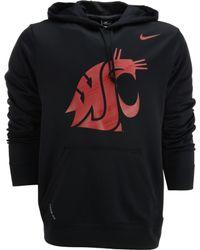 Nike Mens Washington State Cougars Hoodie - Lyst