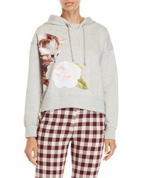 Paul & Joe - Graphic Cat Pullover Hoodie - Lyst
