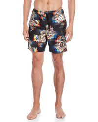 Superdry - Premium Print Neo Swim Shorts - Lyst