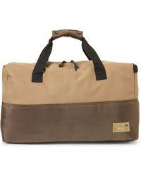 Hex - Sand & Olive Aspect Duffel Bag - Lyst