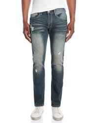 Buffalo David Bitton - Max-x Basic Slim Jeans - Lyst
