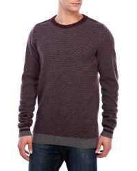 Moods Of Norway - Erik Loen Wool Sweater - Lyst