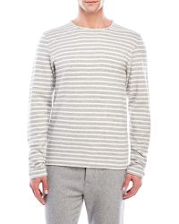 Max 'n Chester - Crew Neck Long Sleeve Shirt - Lyst