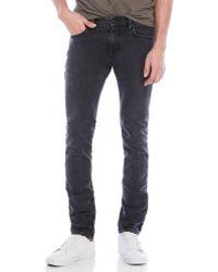 Skinny jeans - Black Natural Selection Z3WORD1