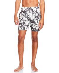 Benson | Printed Swim Trunks | Lyst