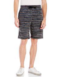 Indigo Star - Iron Jogger Shorts - Lyst