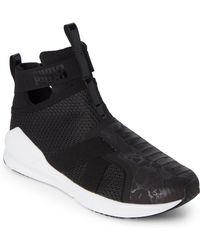 015c07b1c7970e Puma Fierce Cross Training Shoe in Black for Men