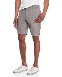 Lucky Brand - Saturday Stretch Shorts - Lyst