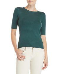 Premise Studio - Petite Elbow Sleeve Sweater - Lyst