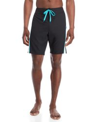 adidas - Pipeline Color Block Swim Trunks - Lyst