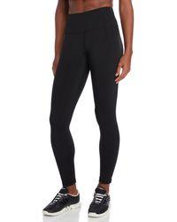 90 Degree By Reflex - Black High-waisted Leggings - Lyst