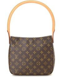 Louis Vuitton - Looping Mm Shoulder Bag - Vintage - Lyst