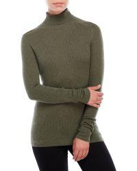 Vkoo - Ribbed Turtleneck Sweater - Lyst