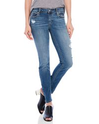 Eunina - Mica Jeans - Lyst